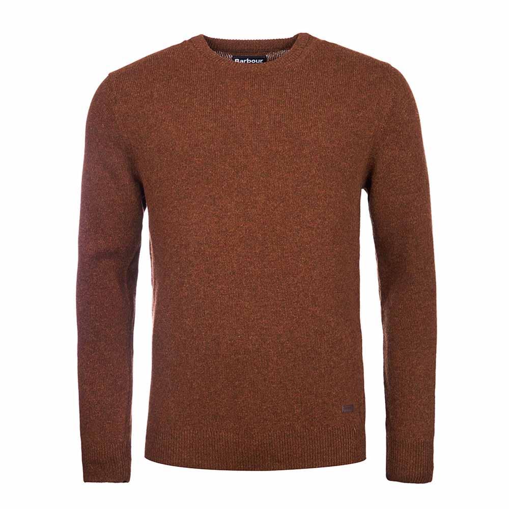Barbour Patch Bracken Crew Sweater