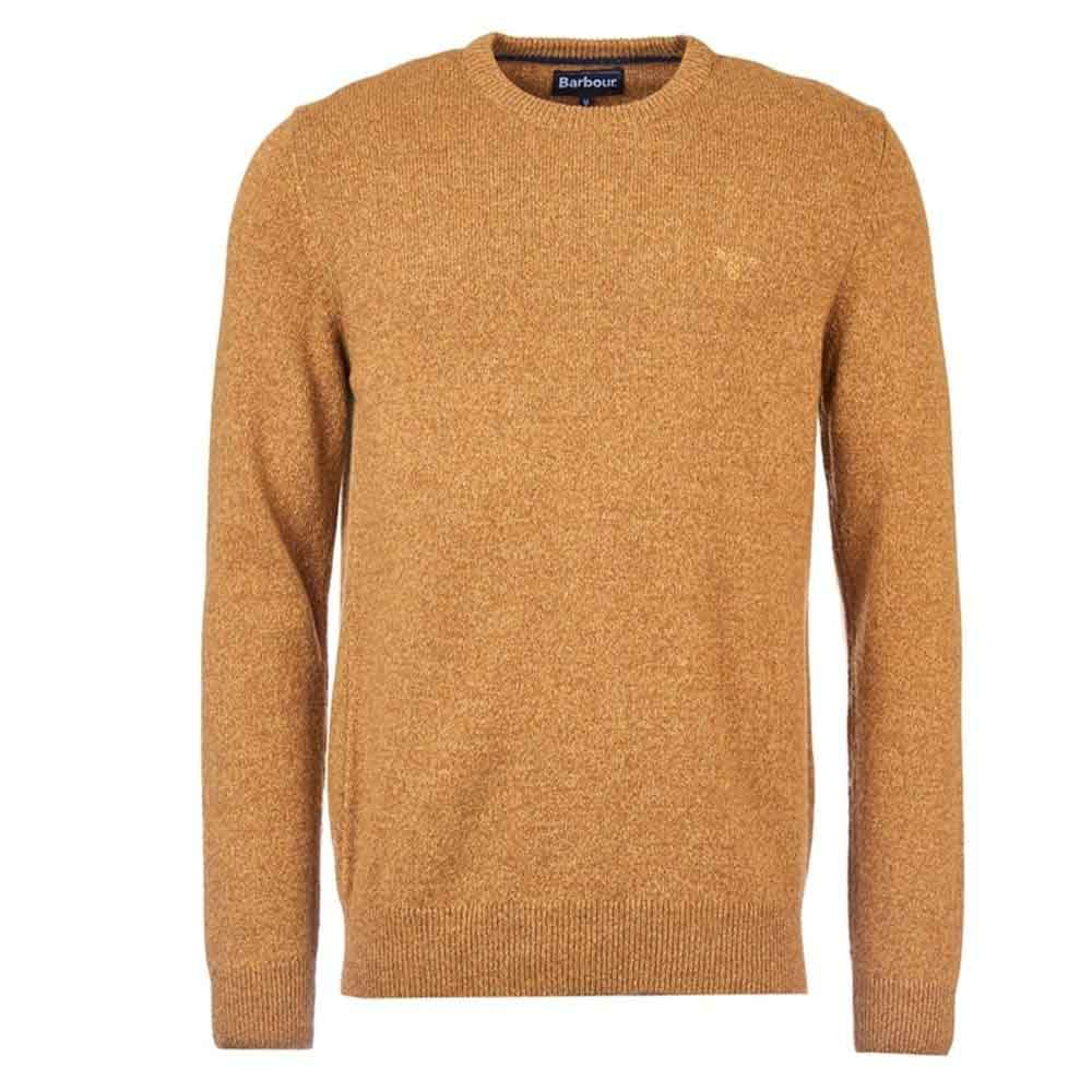 Barbour Tisbury Copper Crew Neck Sweater