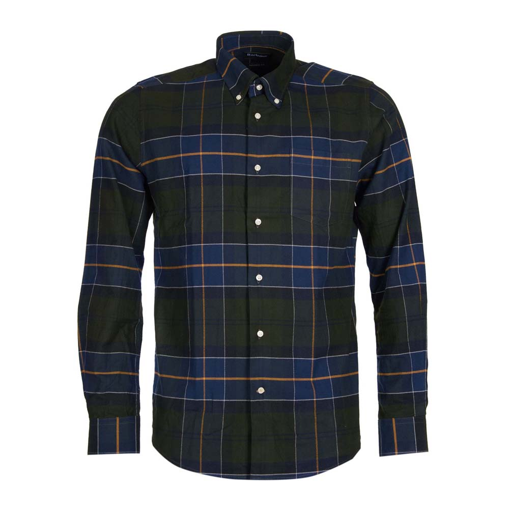 Barbour Lustleigh Forest Slim Fit Shirt