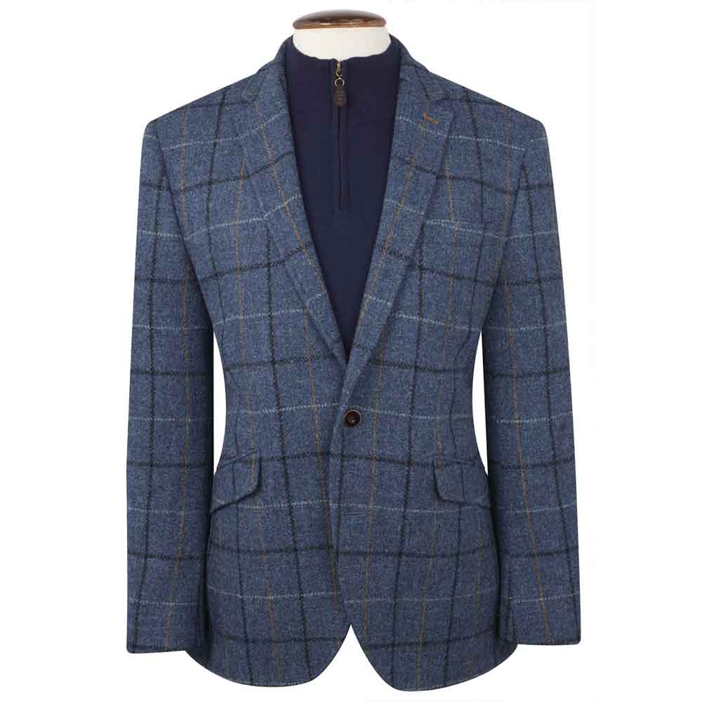 Brook Taverner Ensay Harris Tweed Jacket