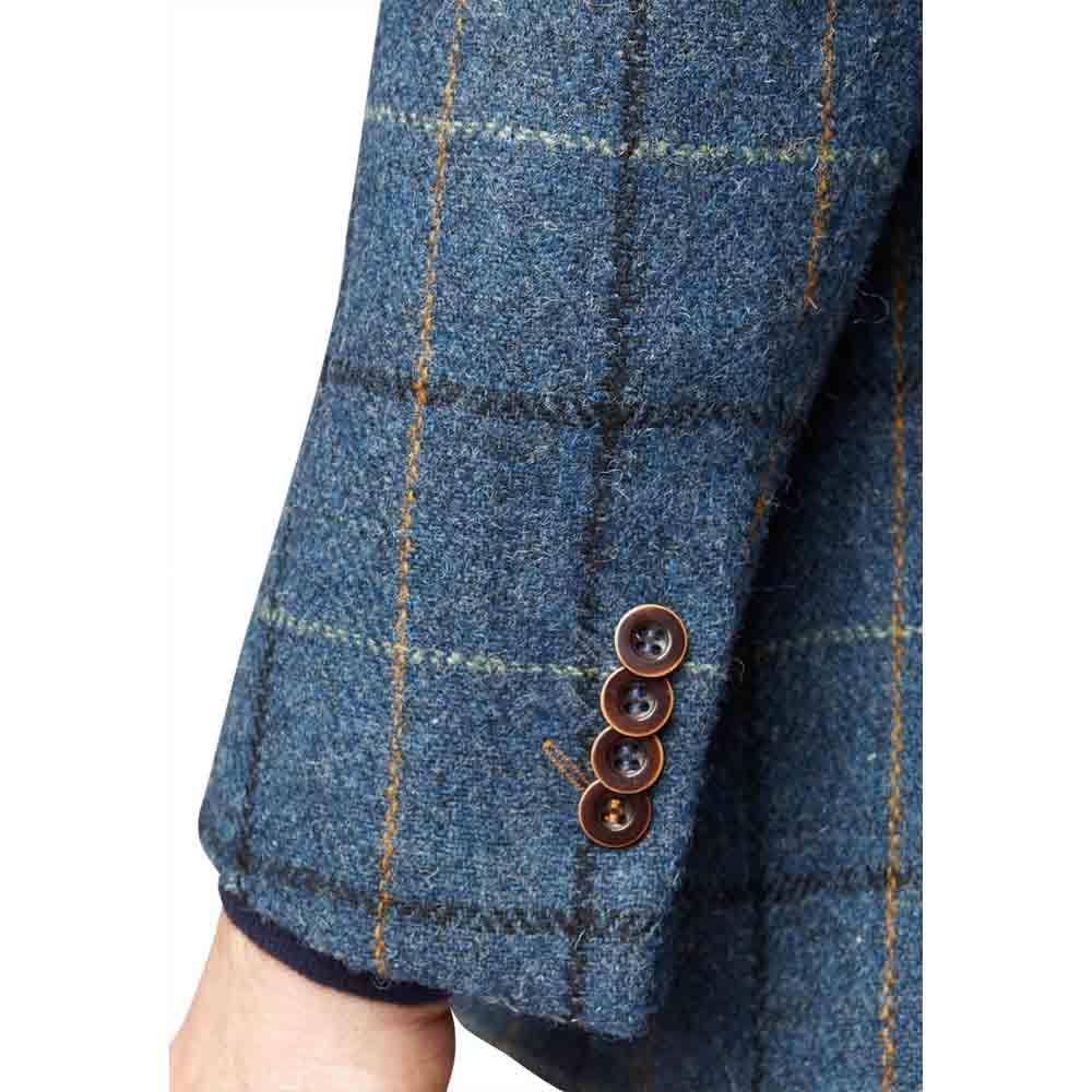 Brook Taverner Ensay Harris Tweed Jacket