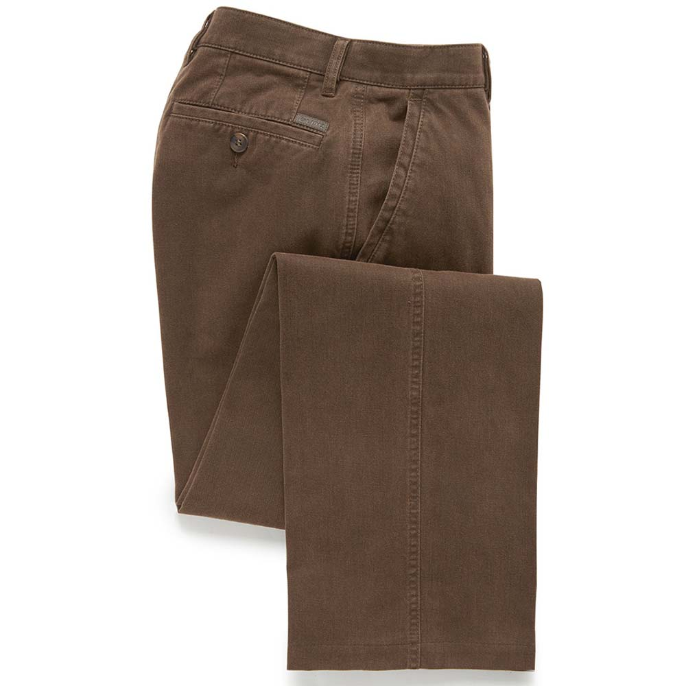 Brook Taverner Quinell Mocca Trousers
