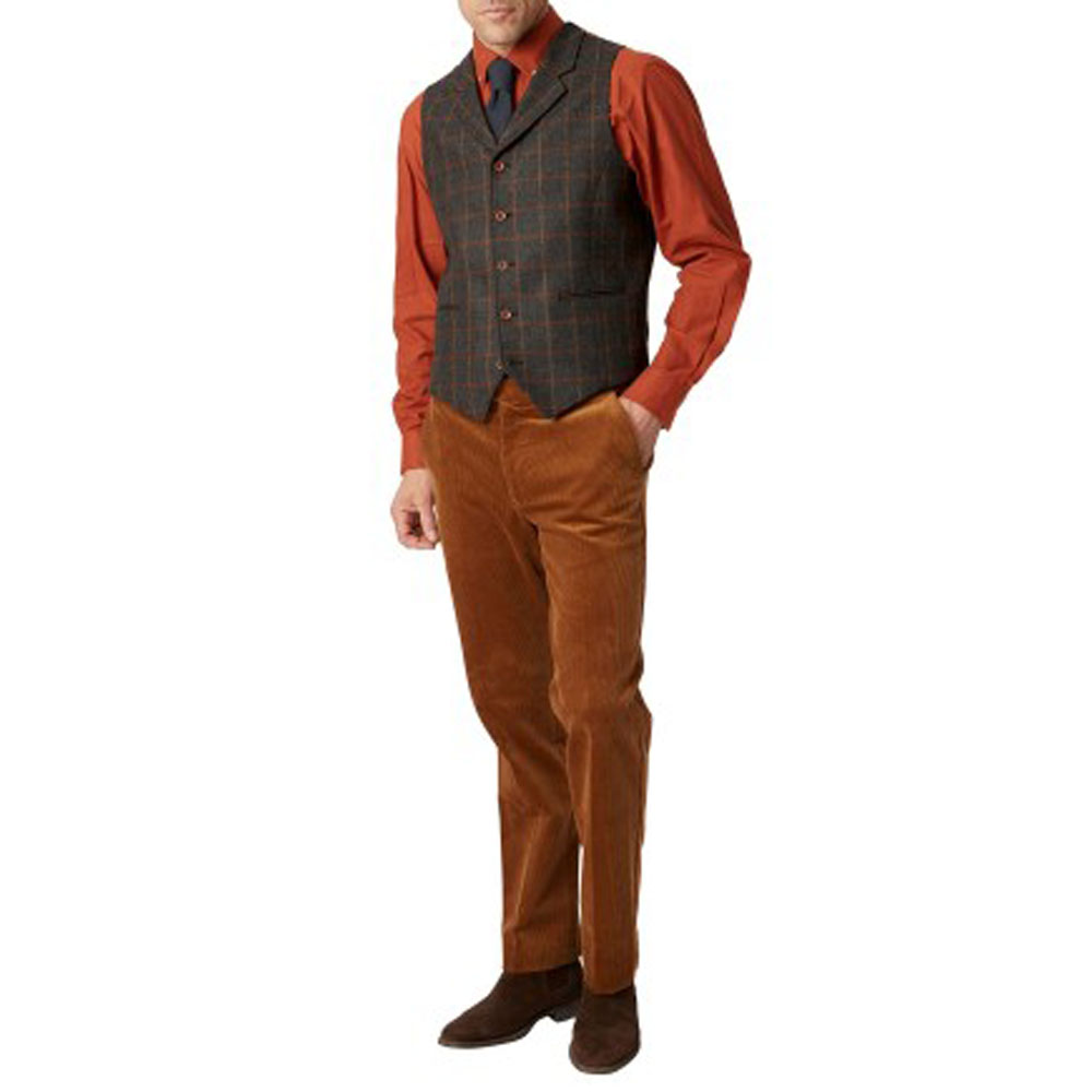 Brook Taverner Calder Waistcoat