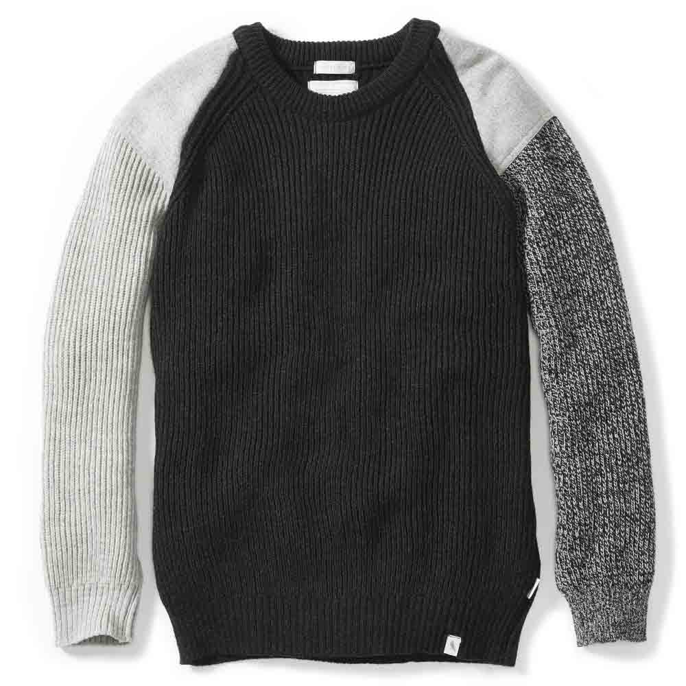 Peregrine Funky Charcoal Jumper