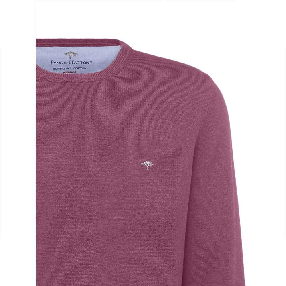 Fynch Hatton Fine Cotton Mallow Knit