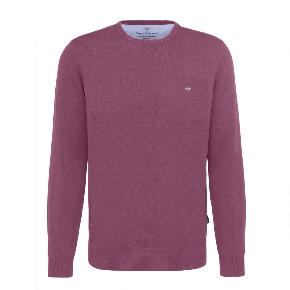 Fynch Hatton Fine Cotton Mallow Knit