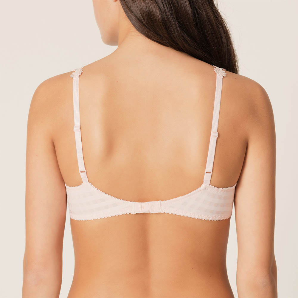 MARIE JO AVERO ROUND CUP PEARLY PINK BRA