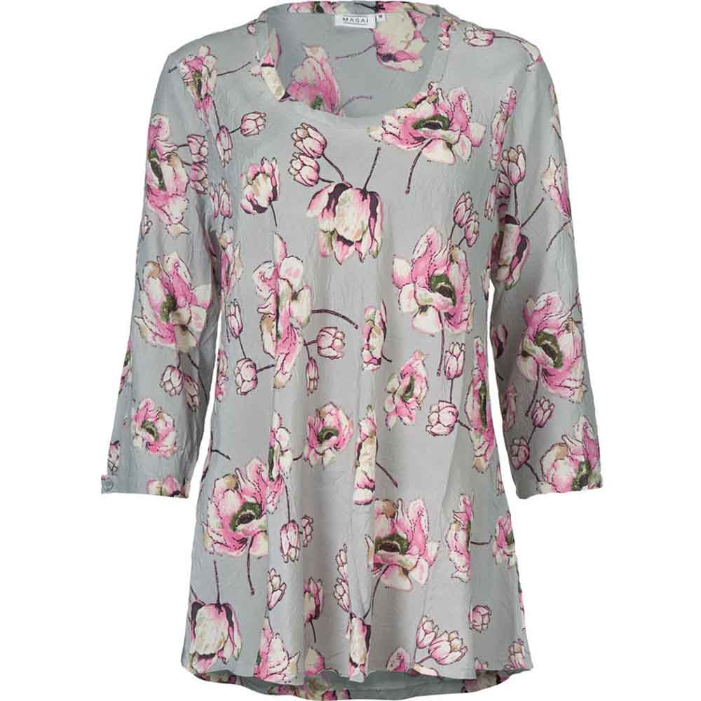 Masai Brit Flamingo Top