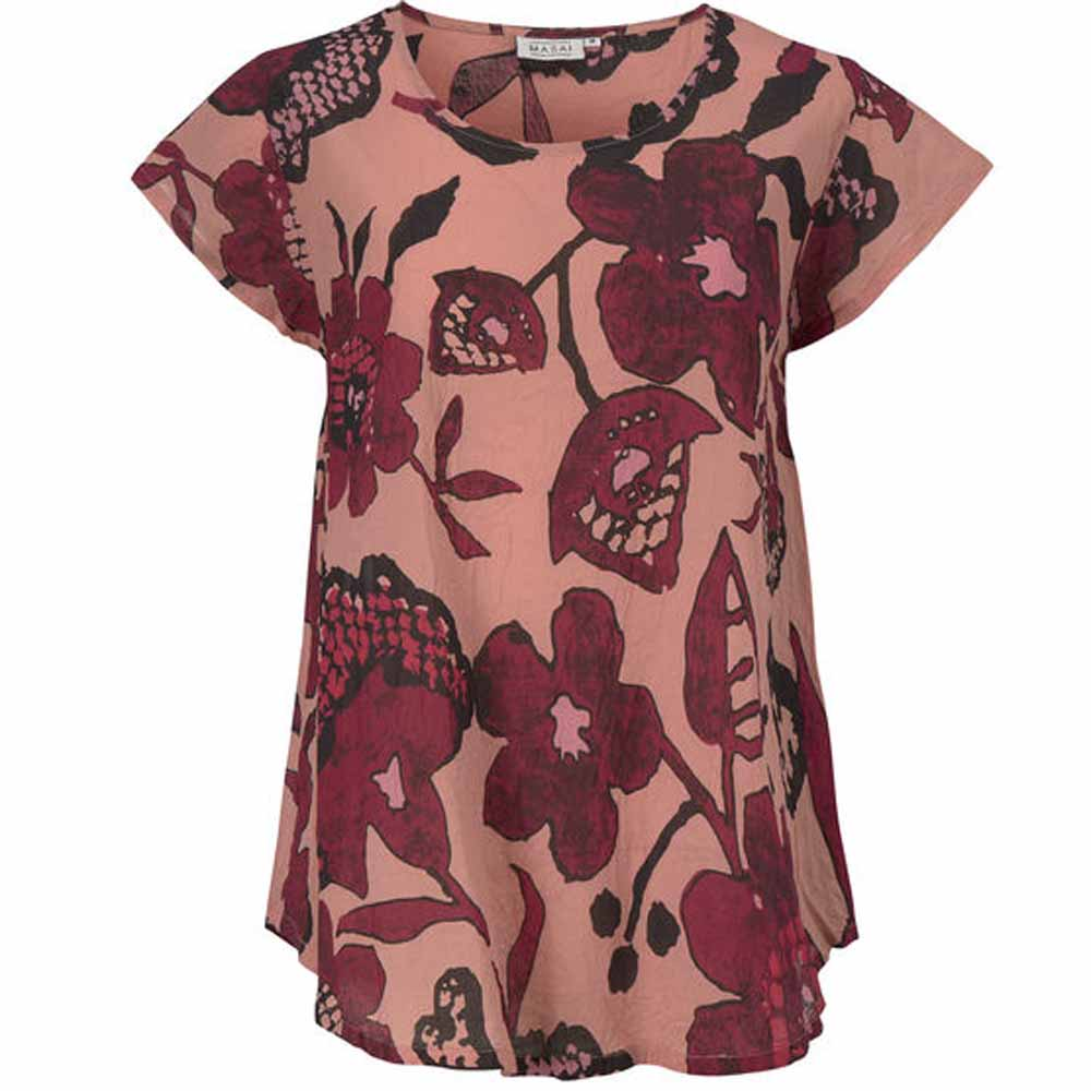 Masai Danita Dusty Rose Top