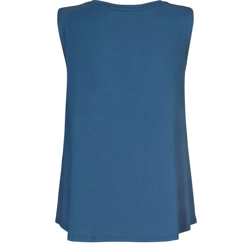 Masai Elisa Indigo Basic Top