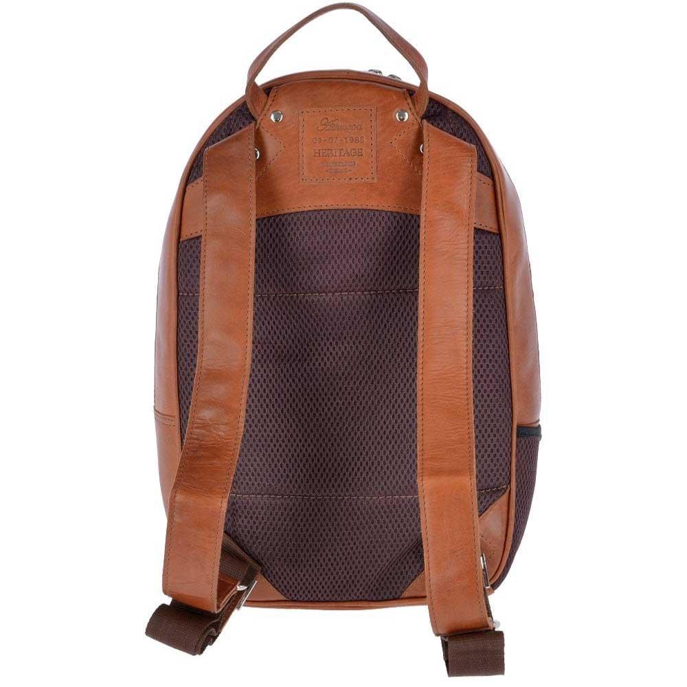 Ashwood 1663 Tan Leather Backpack