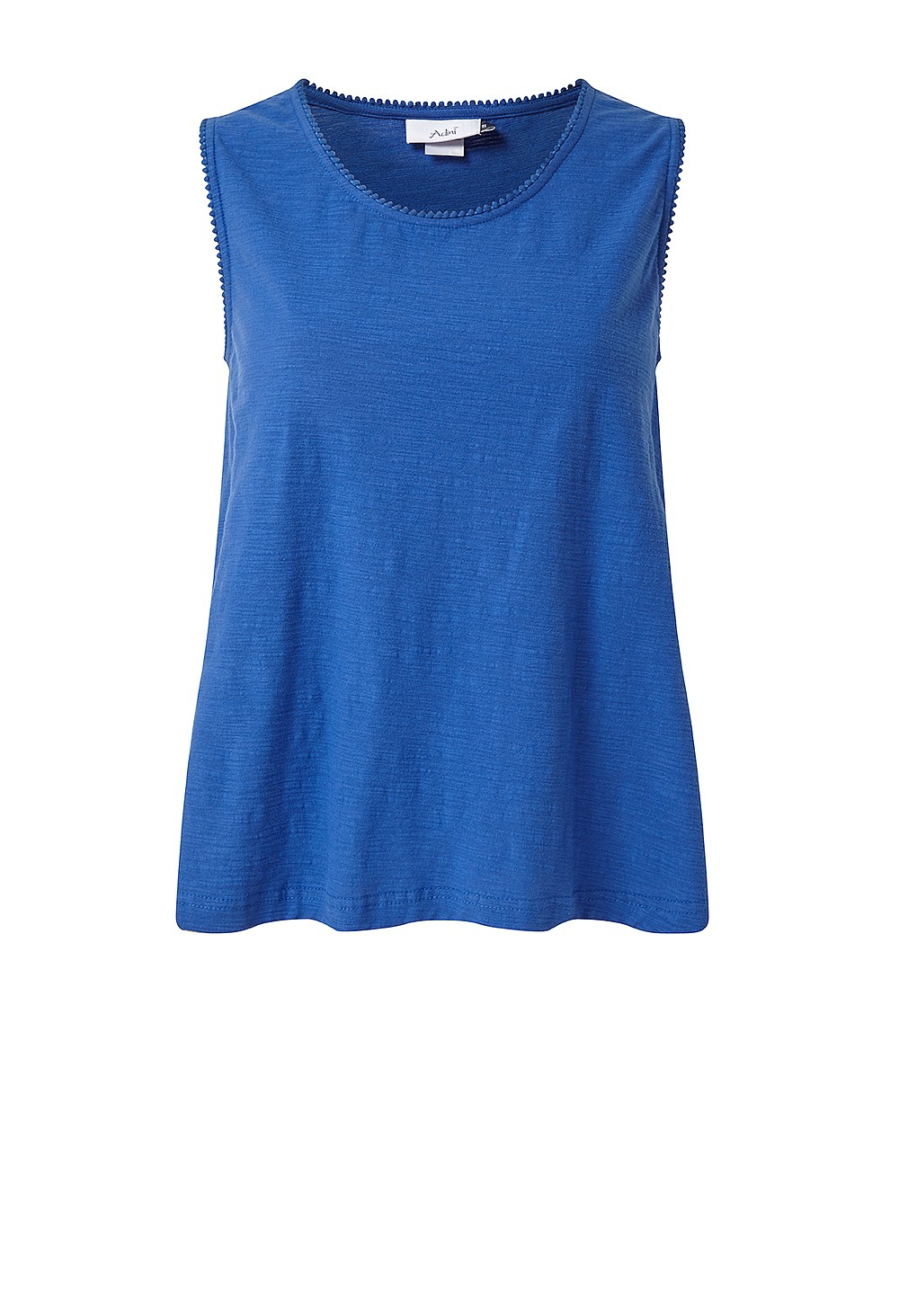 Adini Cheryl top in blue