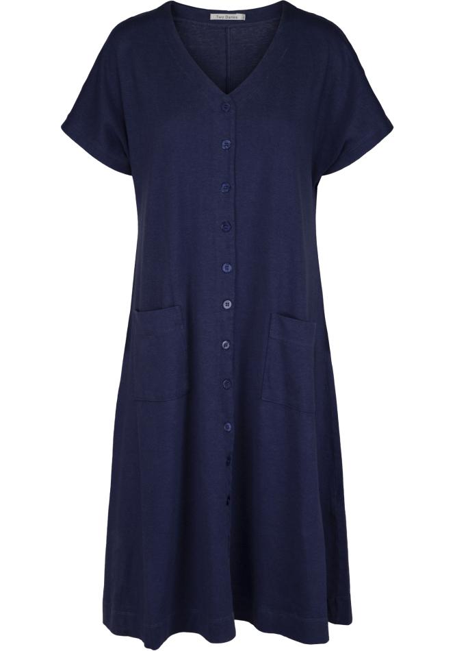 Two Danes Henny dress in blue