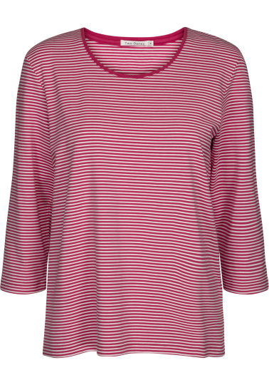 Two Danes Bette t-shirt in rose