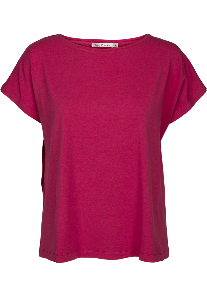 Two Danes Beatricia top in Rose