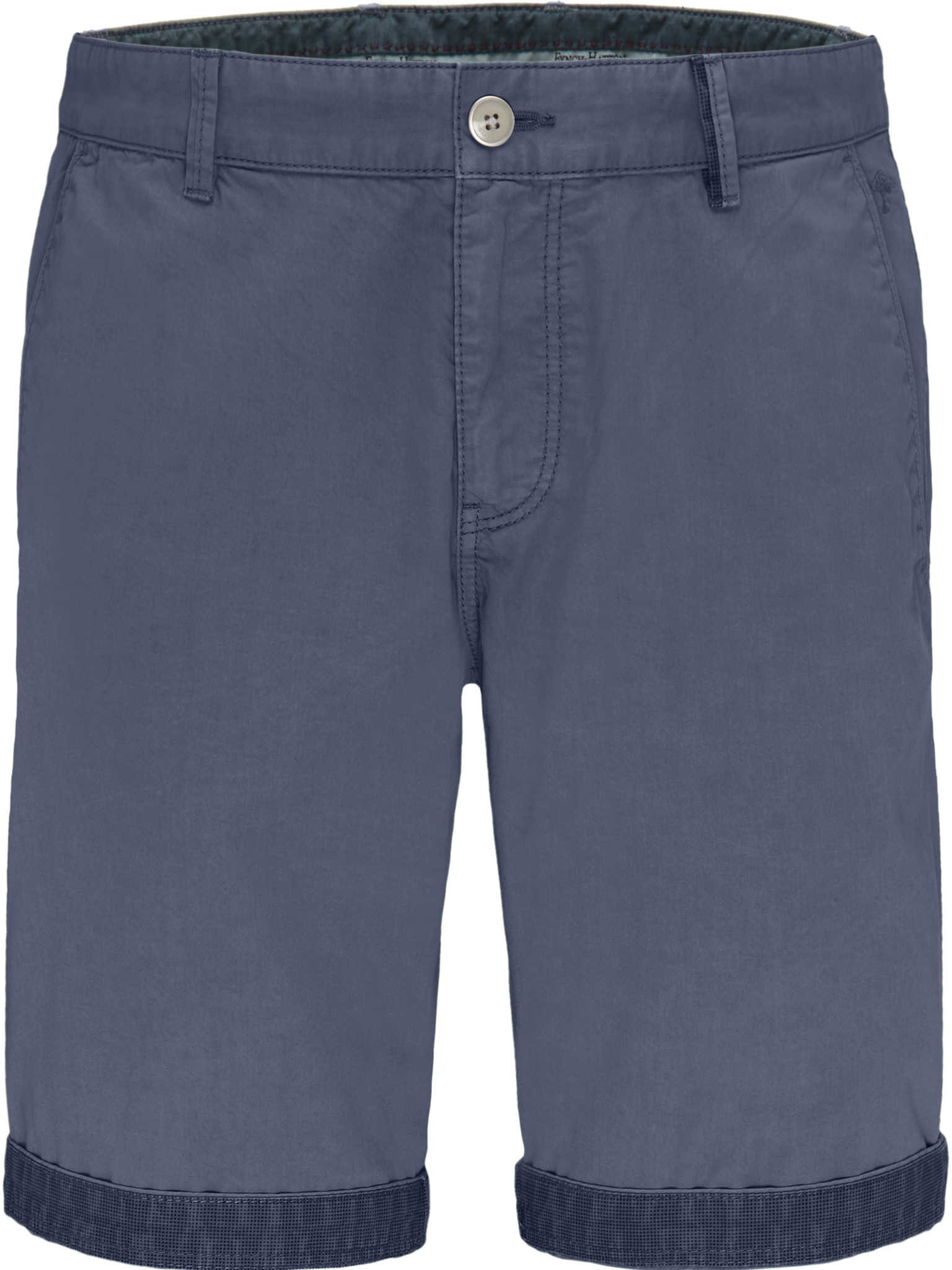 Fynch Hatton semi-taylored smart shorts in navy