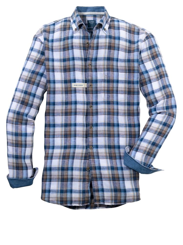 Olymp Linen shirt