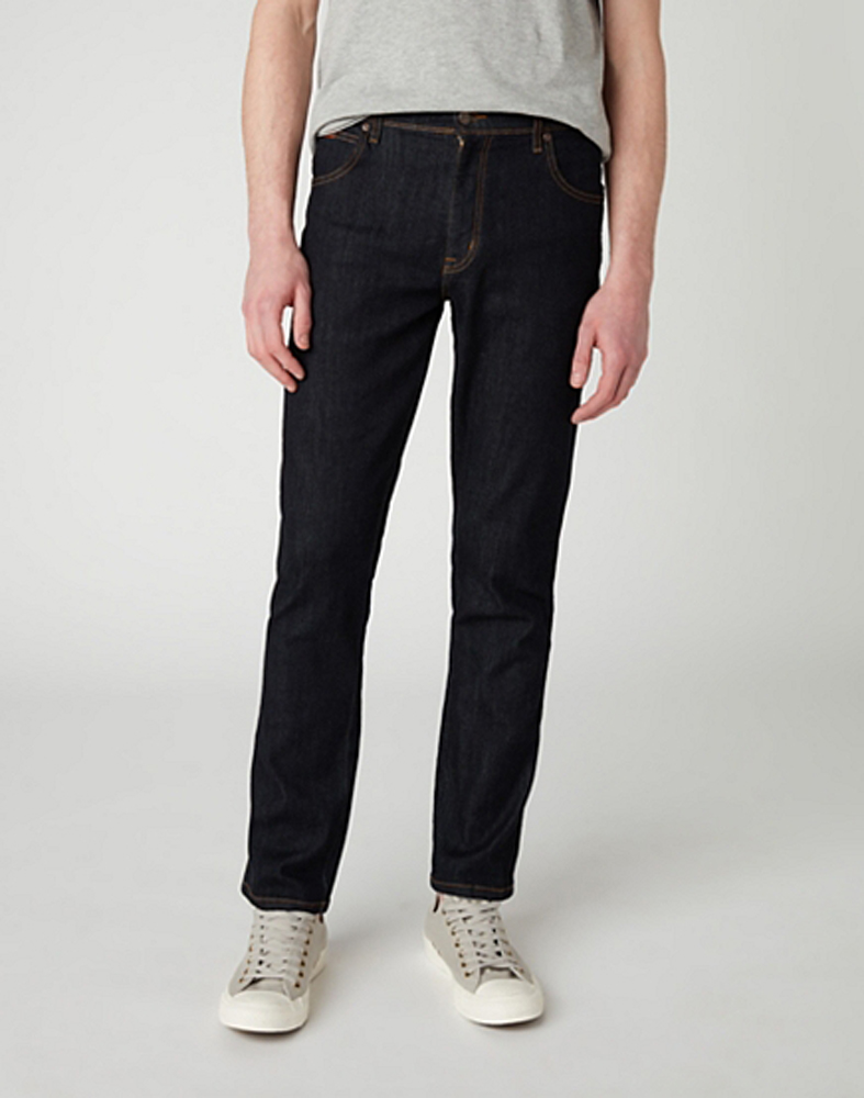 Wrangler Texas Slim Jeans in Dark Rinse
