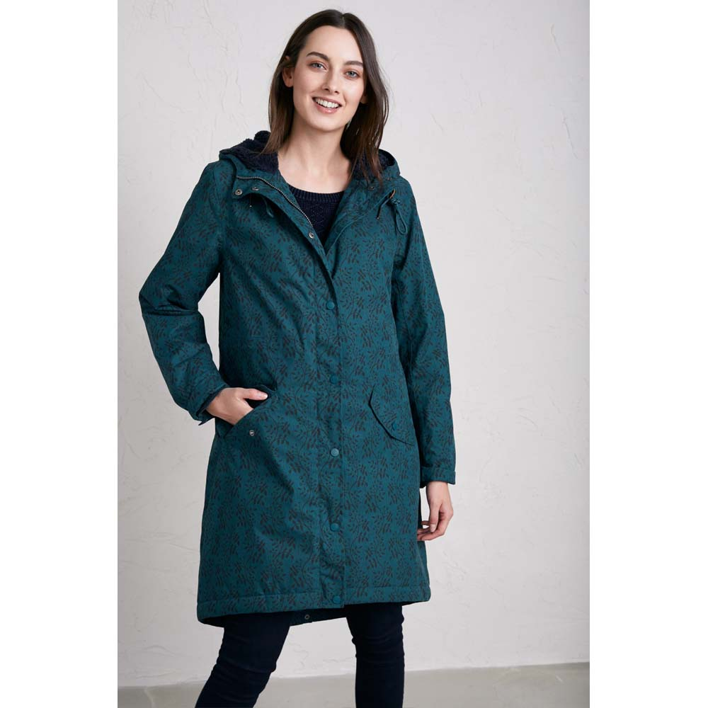 Seasalt Plant Hunter Coat