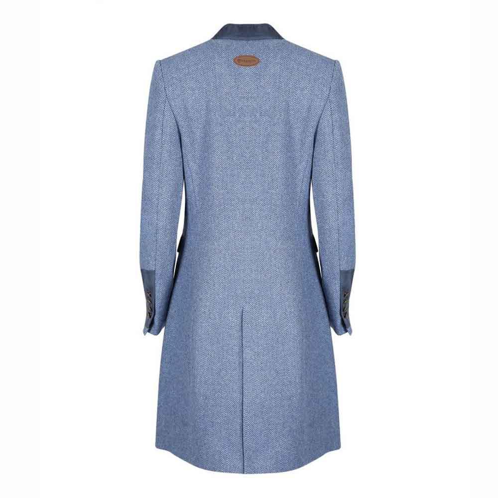 Welligogs Demelza Pale Blue Tweed Jacket