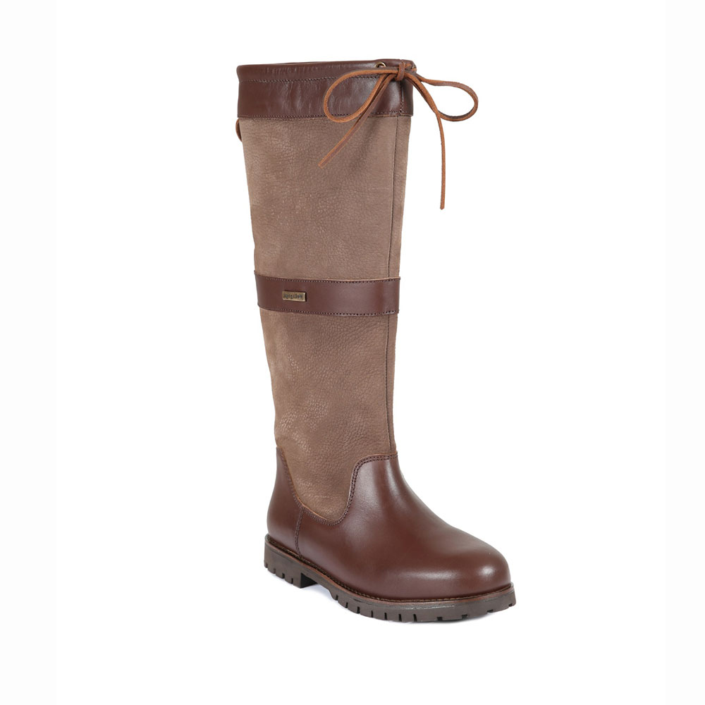 Welligogs Sloane Brown Waterproof Boots