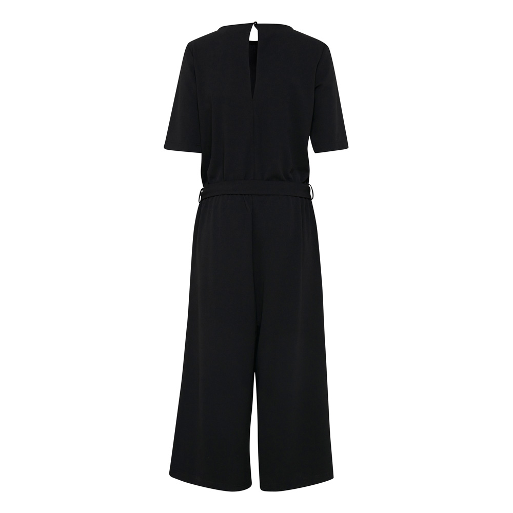 B.YOUNG BLACK JUMPSUIT