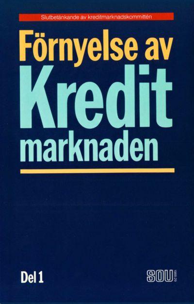 Omslaget till SOU 1988:29
