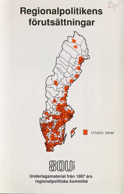 Omslaget till SOU 1989:19