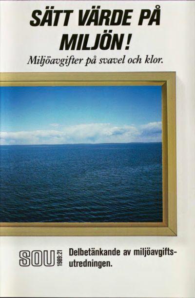Omslaget till SOU 1989:21