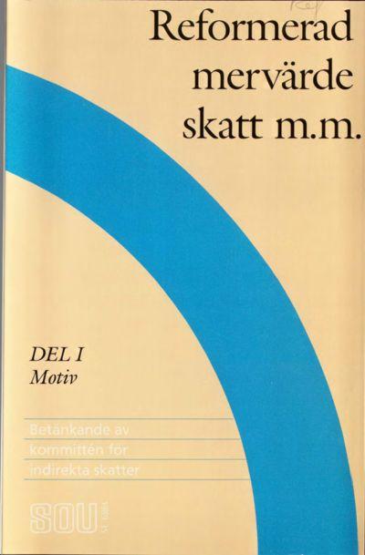 Omslaget till SOU 1989:35