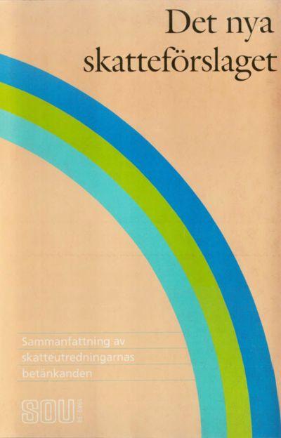 Omslaget till SOU 1989:38