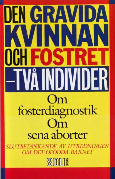 Omslaget till SOU 1989:51