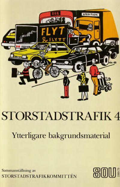Omslaget till SOU 1989:79