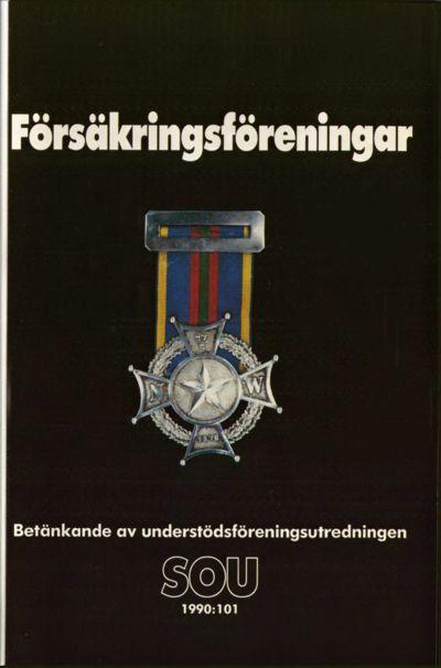 Omslaget till SOU 1990:101