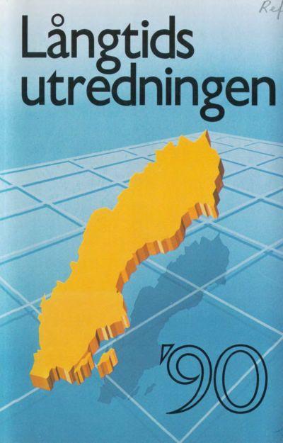 Omslaget till SOU 1990:14