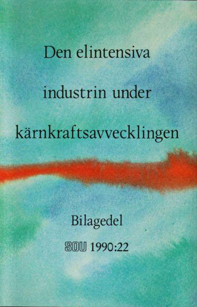Omslaget till SOU 1990:22