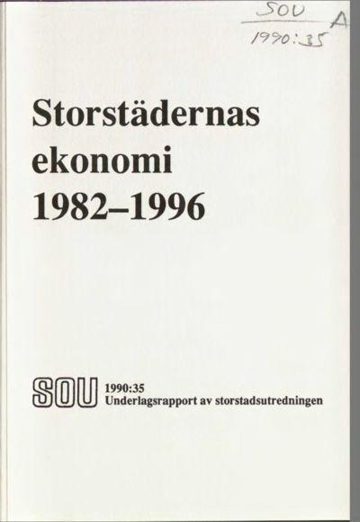 Omslaget till SOU 1990:35