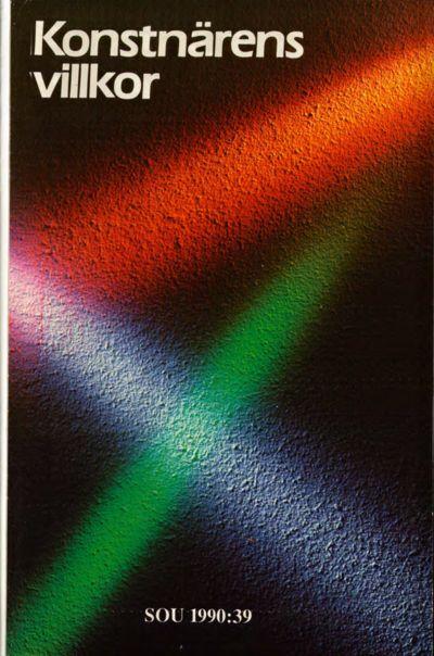 Omslaget till SOU 1990:39