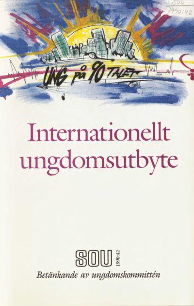 Omslaget till SOU 1990:42