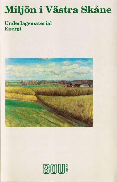 Omslaget till SOU 1990:96