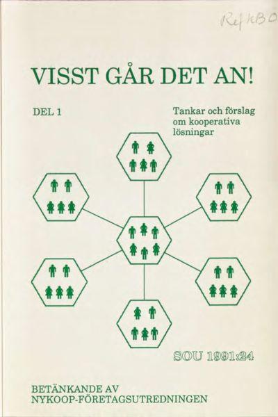 Omslaget till SOU 1991:24