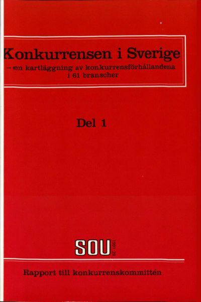 Omslaget till SOU 1991:28