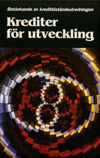 Omslaget till SOU 1991:74