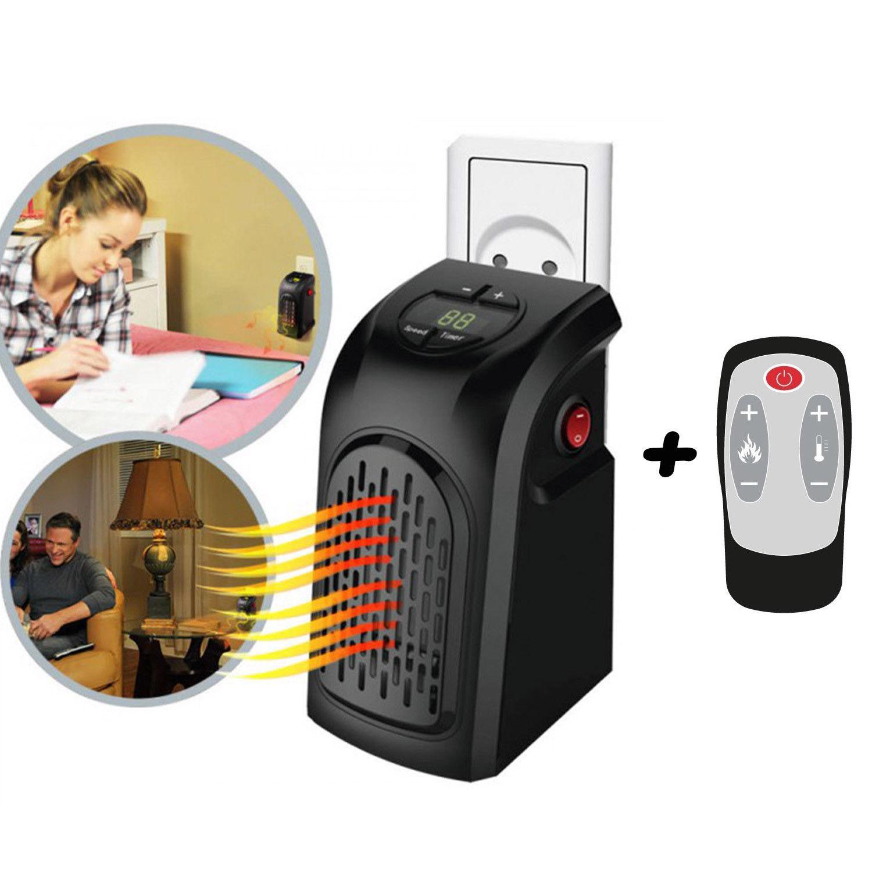 Stufa elettrica riscaldamento stufetta a basso portatile consumo con telecomando ebay - Stufetta elettrica a basso consumo ...