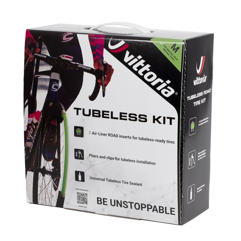 Vittoria Tubeless Road Kit