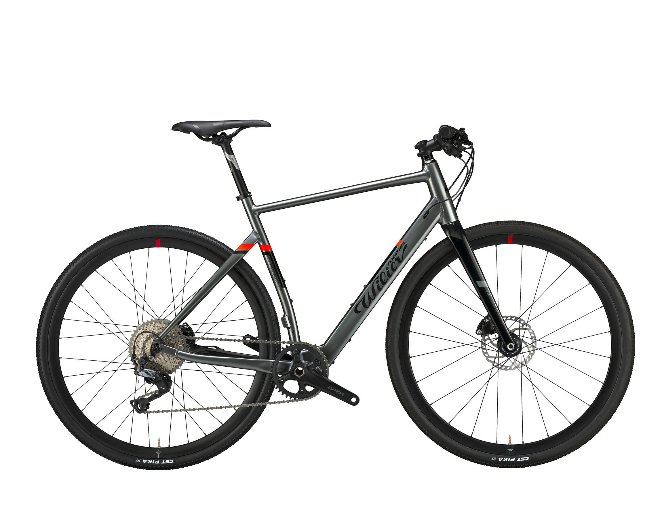 Wilier e-bike Triestina Hybrid 105 F/bar Ndr28