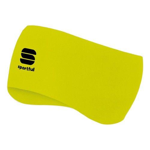 Sportful Fascia Edge Headband Colore: Giallo Taglia unica