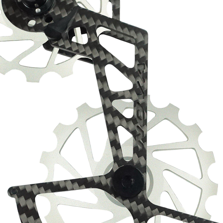 Sistema Pulegge Nova Ride Shimano Ultegra/Dura-Ace - Silver
