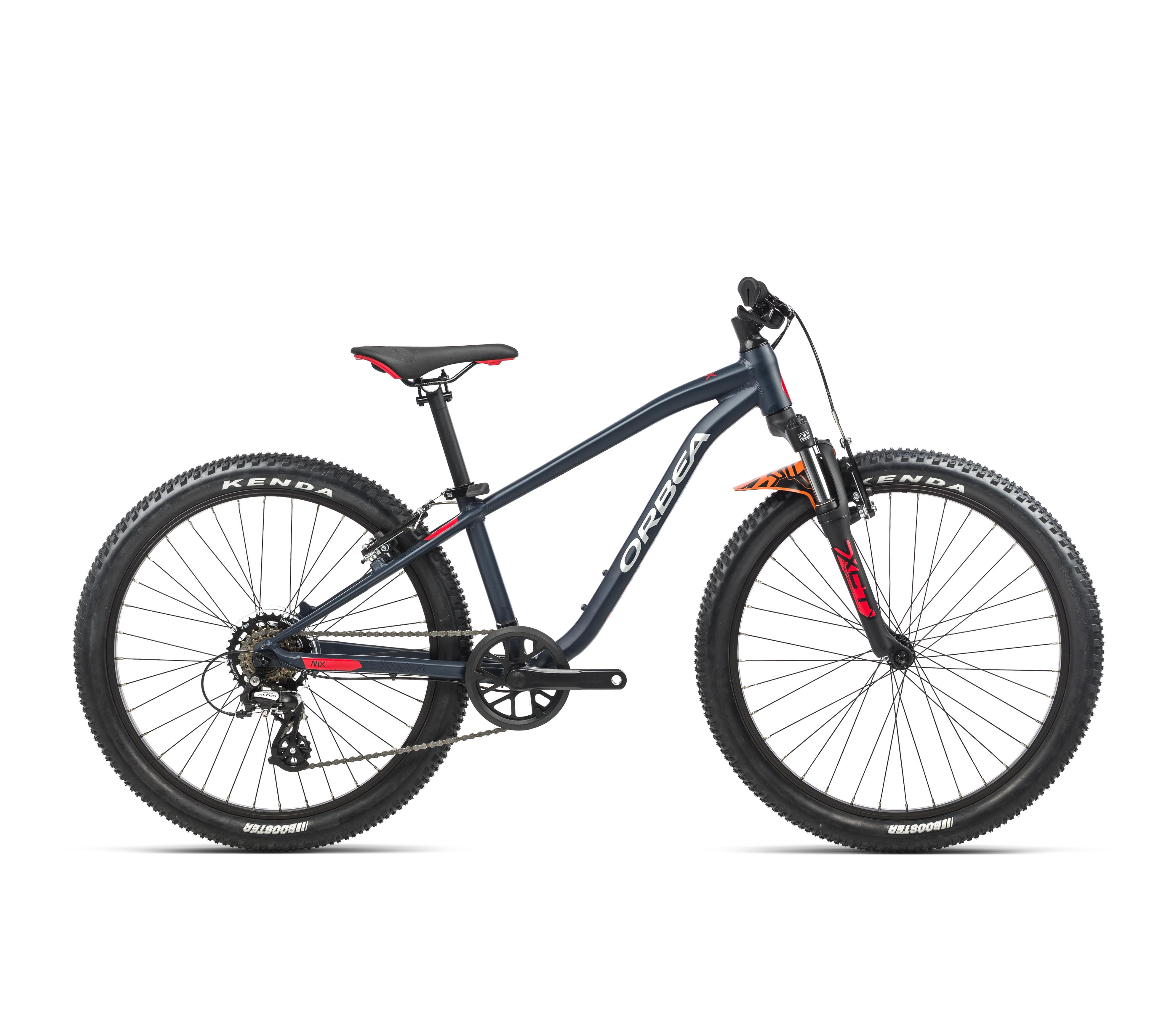 ORBEA Bici bambini MX 24 XC Azzurro-Rosso