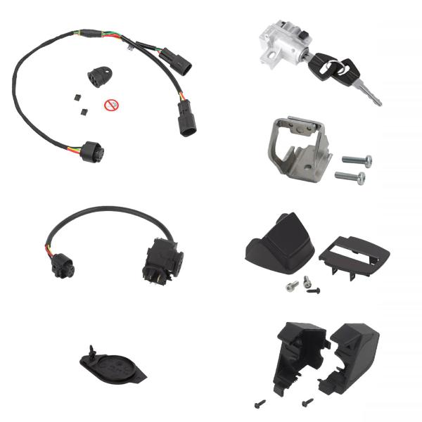 BOSCH Kit dualbattery per montaggio seconda batteria esterna